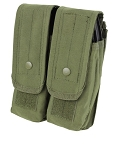 Condor Double AR Magazine Pouch MA6-001 Olive Drab