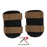 Rothco Tactical Protective Gear Knee Pads - Coyote