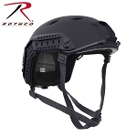 Rothco Advanced Tactical Adjustable  Helmet - Black