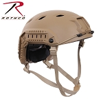 Rothco Advanced Tactical Adjustable Helmet - Coyote