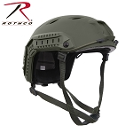 Rothco Advanced Tactical Adjustable Helmet - OD