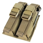 Condor Double Flash Bang Pouch TAN