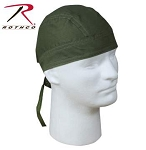 Rothco Solid Color Headwrap - OD