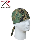 Rothco Digital Camo Headwrap - MARPAT