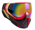 HK Army KLR Goggles - Element Red/Gold Fusion Lens