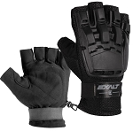 Exalt Hard Shell Gloves - BLACK - L/XL