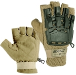 Exalt Hard Shell Gloves -TAN - L/XL