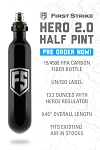 First Strike Half Pint 15/4500 HPA Tank PREORDER