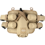 Valken V-Tac 4+1 Harness - TAN