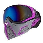 HK Army KLR Goggles - Slate - Black/Purple