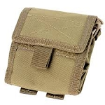 Condor Roll Up Dump Pouch MA36-003 TAN