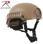 Rotcho Base Jump Helmet Coyote Tan