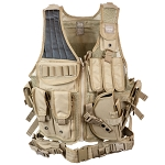 Valken Crossdraw Vest (Adult) - Tan