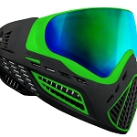 Virtue Vio Ascend Goggle - Lime-Emerald