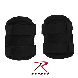 Rothco Tactical Protective Gear Knee Pads - BLK
