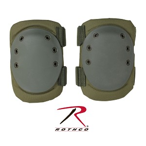Rothco Tactical Protective Gear Knee Pads - OD