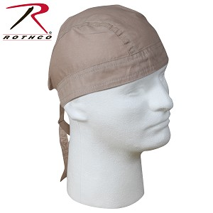 Rothco Solid Color Headwrap - TAN