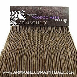 Armagillo Voodoo Mesh Insert BUFFALO BROWN