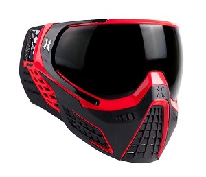 HK Army KLR Goggles - Red/Black
