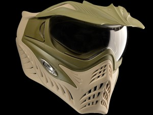 Vforce Grill Goggle - Dual OD/Tan
